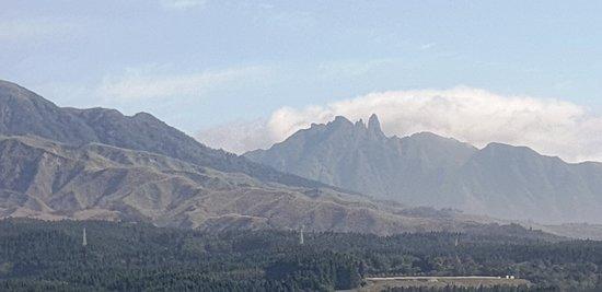 Takachiho-Schlucht und Mount Aso: Asabonosato Kugino