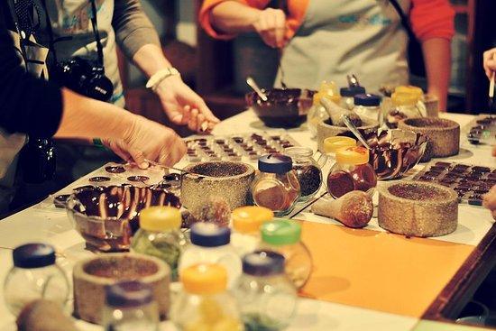 Bean-to-Bar Chocolate Workshop in...