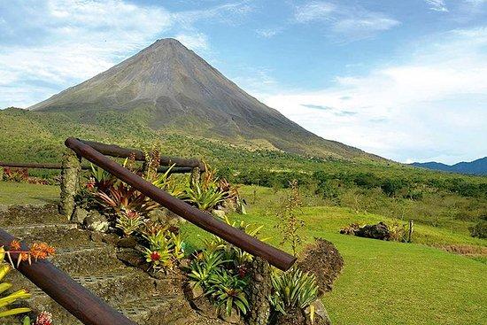 Arenal undrer seg fra Guanacaste