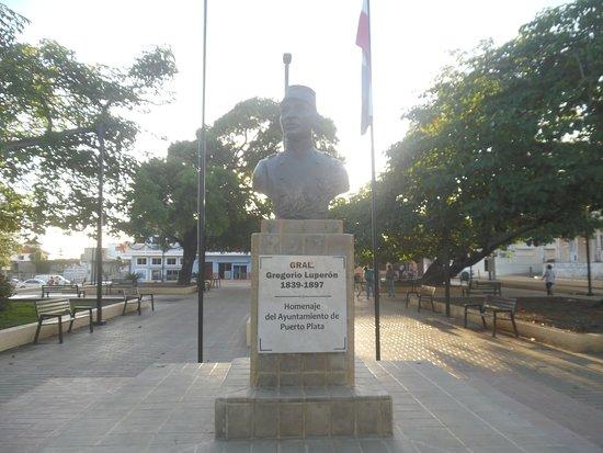 Parque Gregorio Luperon