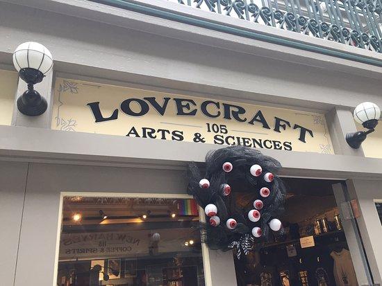 Lovecraft Arts & Sciences