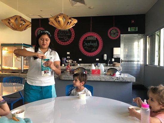 Playroom at Moon Palace Cancun