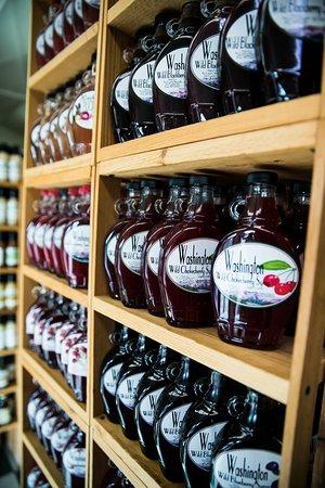 Hundreds of Local Gourmet Foods