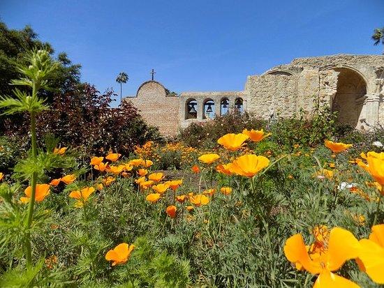 Evite as filas: ingresso Mission San Juan Capistrano
