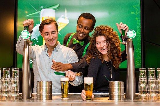 Eintrittskarte: Heineken-Erlebnis...