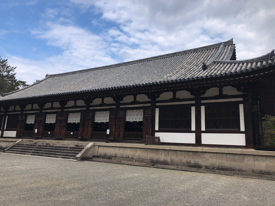 Toshodai-ji Temple Kodo