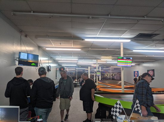 Pit Pass Slot Car Raceway and Dragstrip
