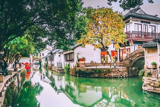 No. 1 Zhouzhuang Water Town Layover...