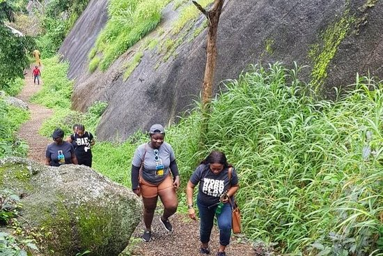 Mountain hiking adventure of South Western Nigeria
