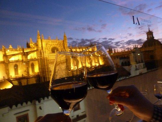 Bar Panoramico La Terraza De Eme Seville 2020 All You