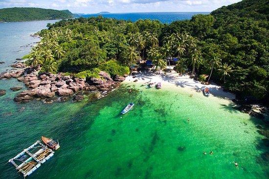 到富國的指甲島(或Gam Ghi島)和May Rut島一日遊