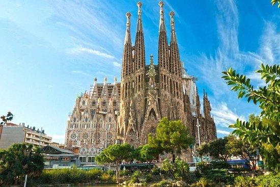 Billet coupe-file Sagrada Familia...