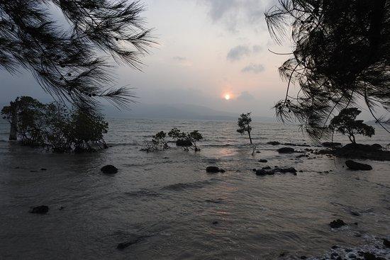 Sunset @ Chidiya Tapu