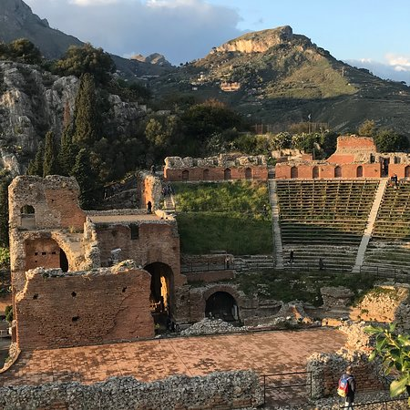 Ticket to the Taormina Theater Photo
