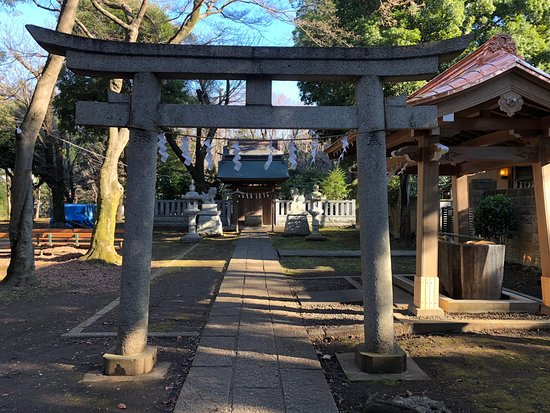Kokufu Hachimangu Shrine