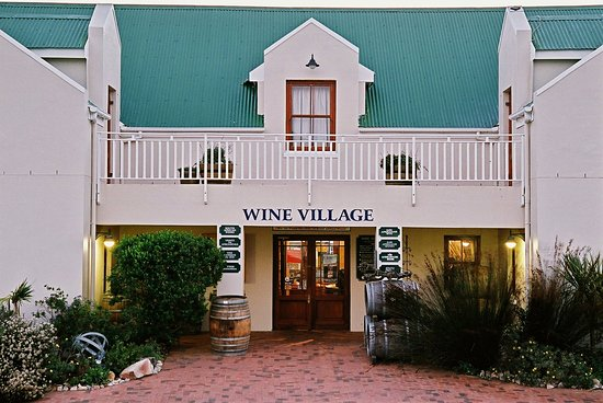 Wine Village Hermanus