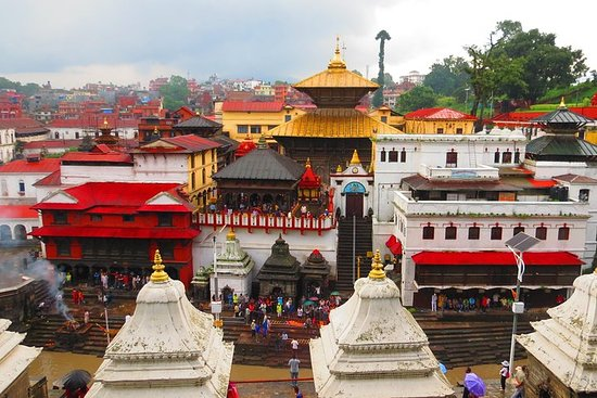 Foto Private Tour of Pashupatinath and Bouddhanath