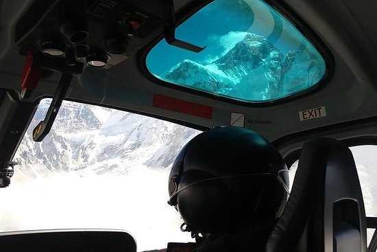 Mt. Everest Base Camp Helicopter Tour