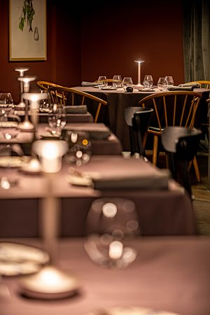 One of our dining rooms - come find out the story of our restoration and the details of Romanian creative traditions brought into modern times.