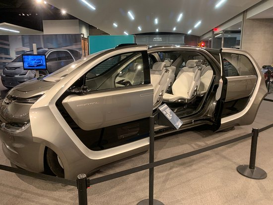 Skip the Line: Cleveland History Center Admission Ticket: Chrysler Portal Concept Car - only one was made!