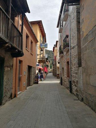 Molinaseca, Španělsko: Calle Real