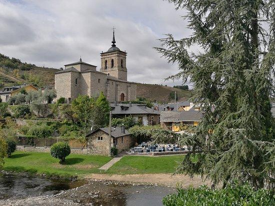 Molinaseca, España: Iglesia de San Nicolas