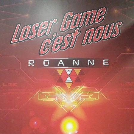 Laser Game Evolution Roanne