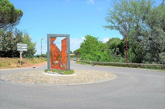 LAFITTE-Tarn et Garonne(82) La DREB a visité ce village de la Lomagne le 14 mai 2018 et a également rencontré son potier WILLIAMS qui a fabriqué les plaques des noms de rues. Voir plus de photos et vidéos sur la page du blog http://dreb.eklablog.com/lafitte-gallery180808