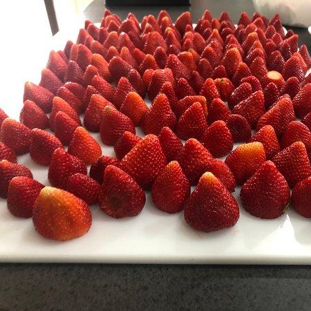 Zaknich Farms Strawberries