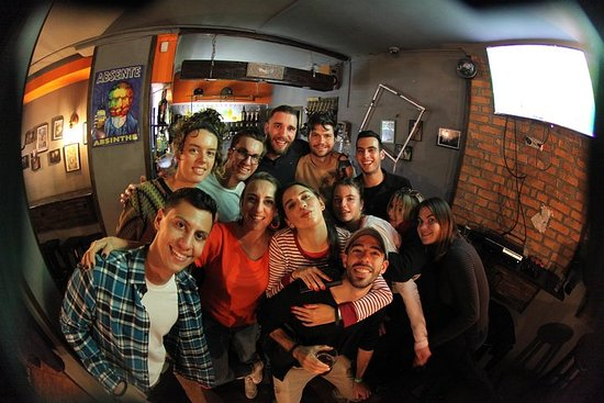 Pub Crawl in Kyiv
