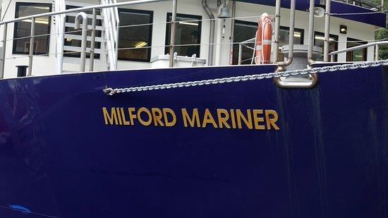 Real Journeys - Milford Mariner
