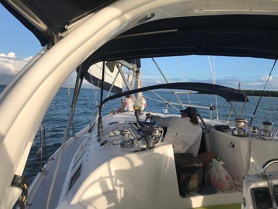 Another fabulous sail!