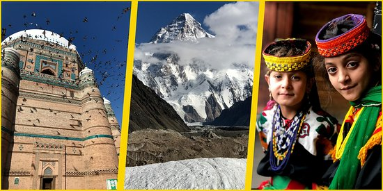 Pakistan is one of the most diverse culturally rich countries everyone should visit.