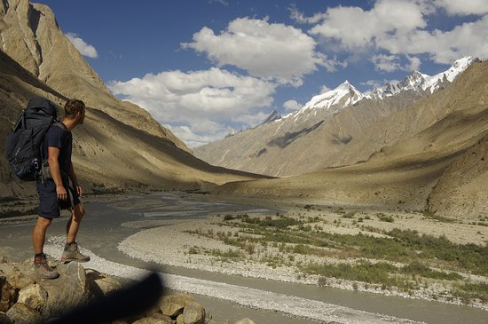 Serenity of Northern areas of Pakistan