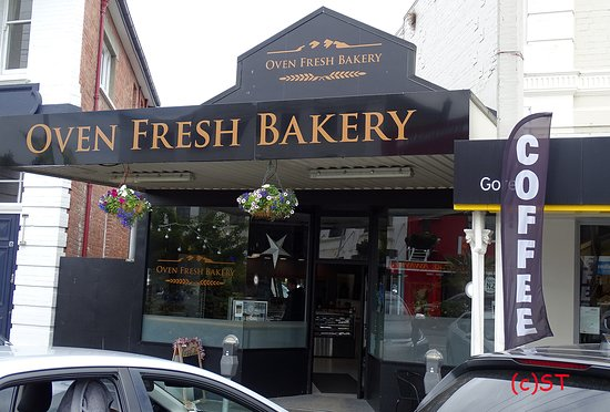 Oven Fresh bakery