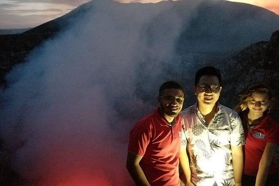Masaya Volcano Night Tour