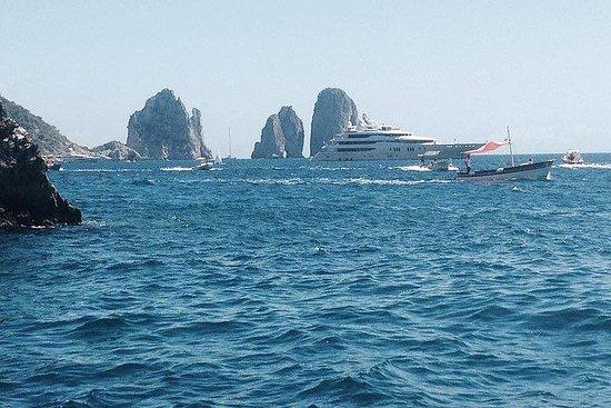 Excursion privée en bateau à Capri...