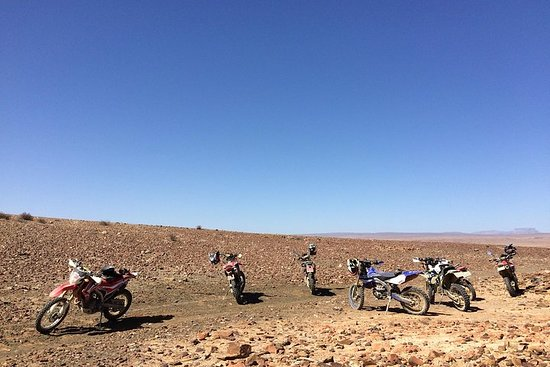 Randonnée à moto Cederberg - Tankwa Karoo 5 jours avec moto de...
