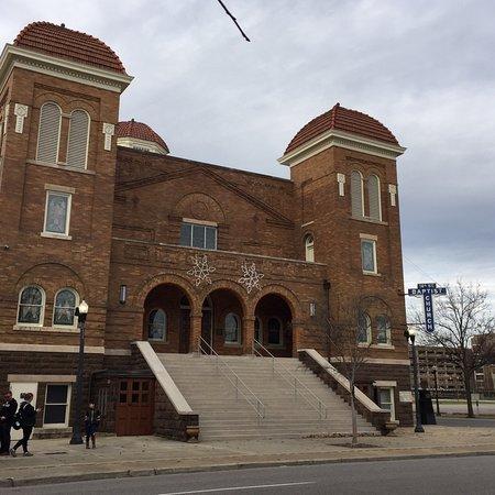 16th Street Baptist Church Birmingham Tripadvisor