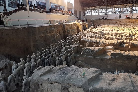 Valokuva: All Inclusive Private Tour:2-Day of Chengdu and Xi'an with Hotel Accomodation