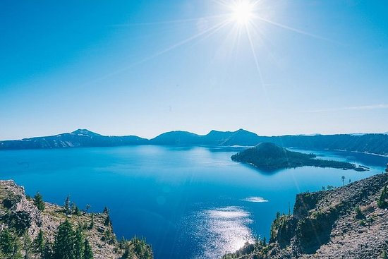 Crater Lake Day Trip from Bend
