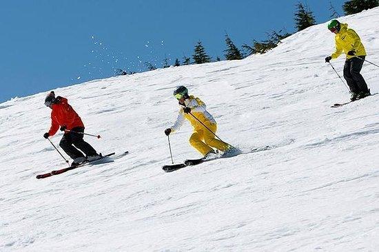 Snow Summit Ski Adventure From Los Angeles