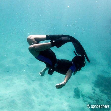 Blue Bay: Freediver