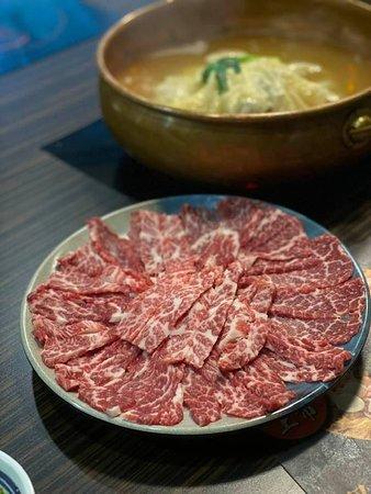 多麼漂亮的肉