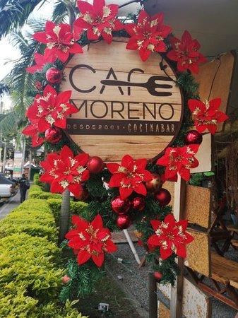 Cafe Moreno Cocina Bar