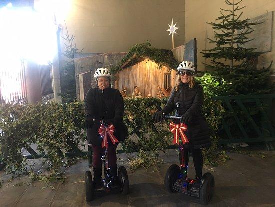 Κίλκεννι, Ιρλανδία: Christmas Segway Tour Kilkenny