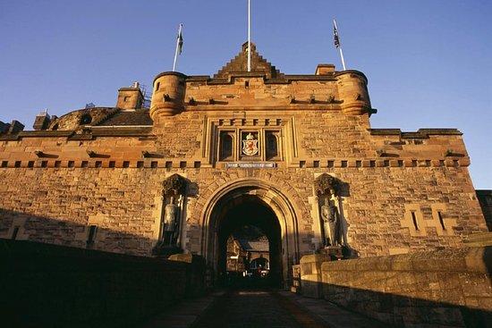 3時間のエジンバラ城ツアー