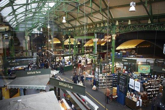 Visite privée du marché de Camden, du marché de quartier et du marché...