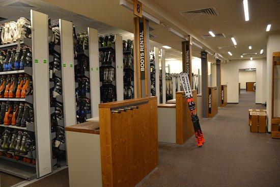 Borosport Ski Rentals