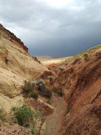Чаган-Узун, Россия: Kyzyl Chin. Martian landscapes of Altai.